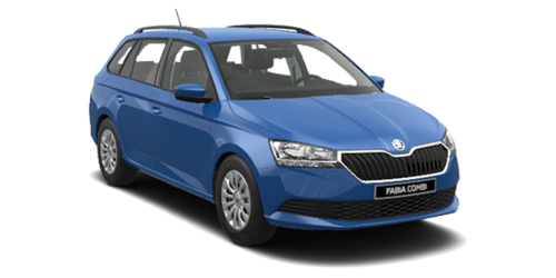 ŠKODA FABIA COMBI COOL PLUS Energy Blau