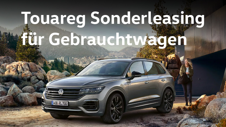 VW Touareg Sonderleasing