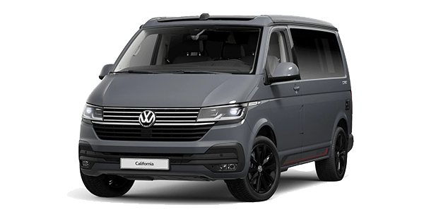 VW California Freisteller in grau