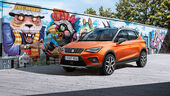 SEAT Arona Frontansicht