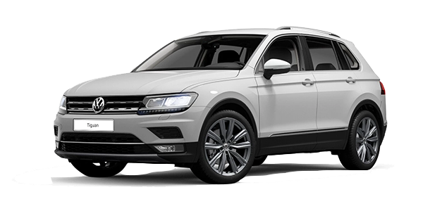 VW Tiguan Highline