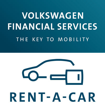 Volkswagen financial services - rent a car