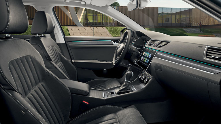 ŠKODA SUPERB Interieur